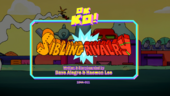 Sibling Rivalry Titlecard