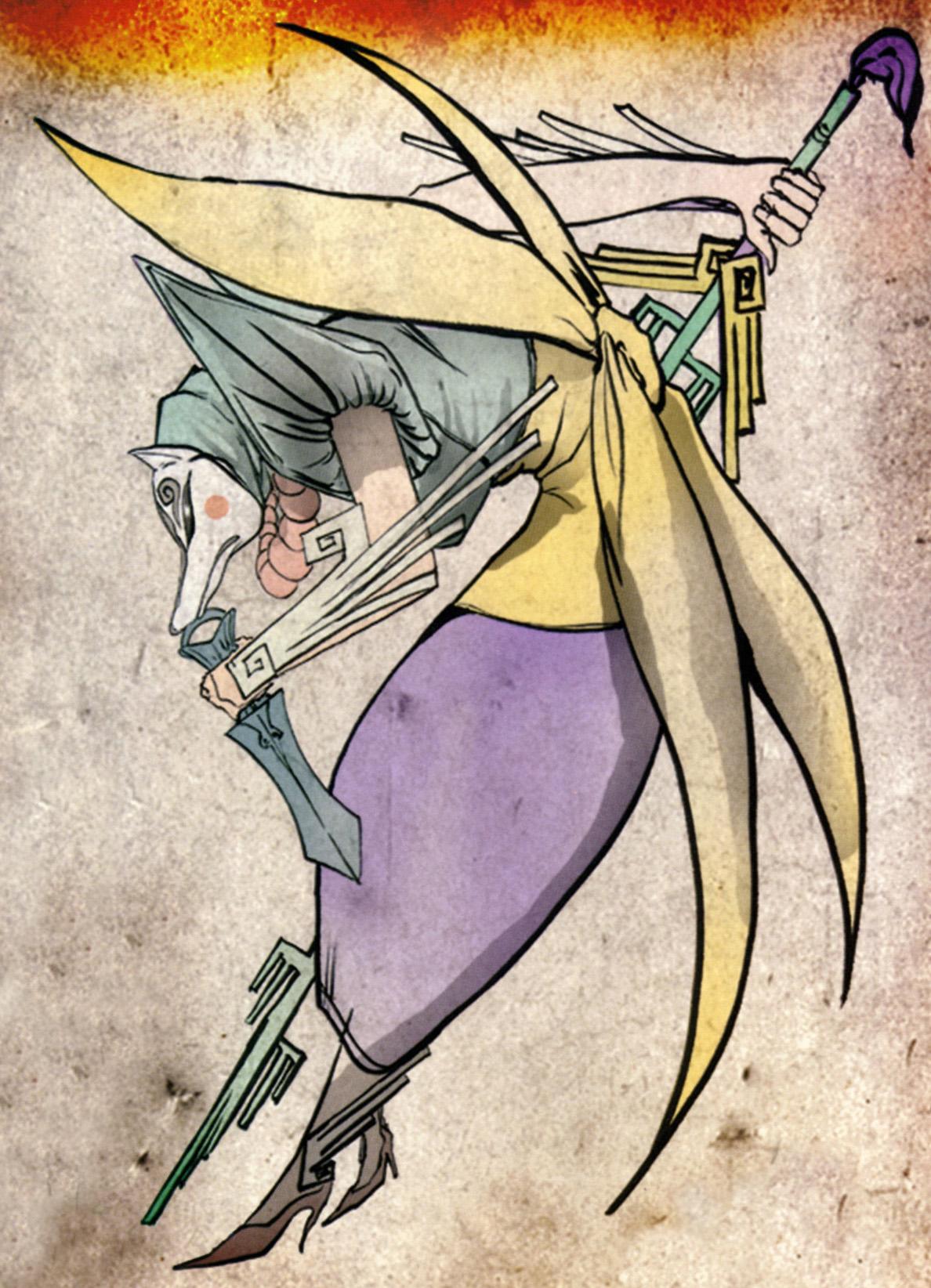 Evil Rao | Okami Wiki | FANDOM powered by Wikia