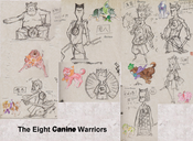 Canine Warriors EarlyCA