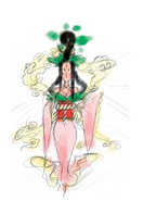 Sakuya concept art 2