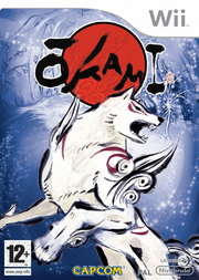 Okami Wii front cover