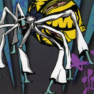 Spider Queen's artwork.