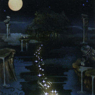 Artwork of the River of the Heavens.