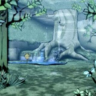 Source de la Forêt