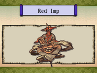 Démon rouge okamiden