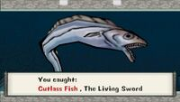 Cutlass Fish