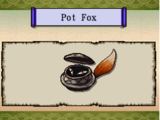 Pot Fox