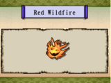 Red Wildfire