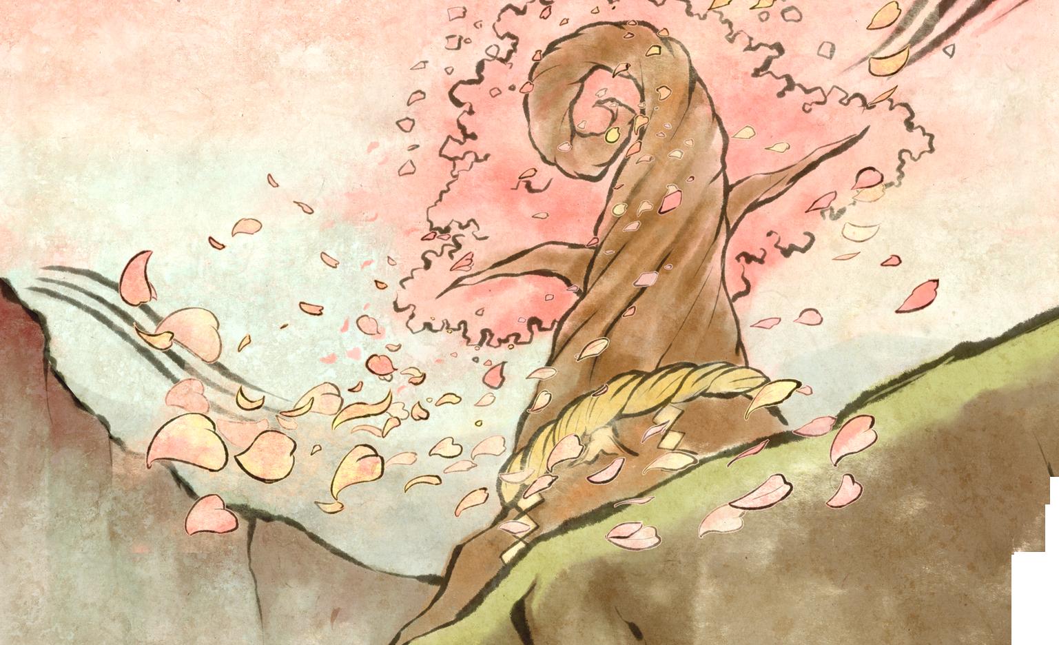 Konohana Tree Okami Wiki Fandom Powered By Wikia