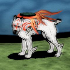 Canine Warrior Shin.