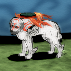 Canine Warrior Tei.