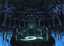Gale shrine