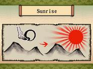 SunriseScroll