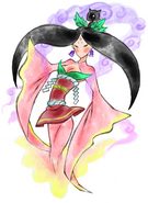 Sakuya concept art 1