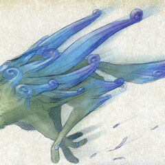 An early design of Amaterasu.
