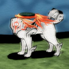 Canine Warrior Jin.