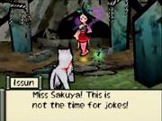 Chibi et Sakuya
