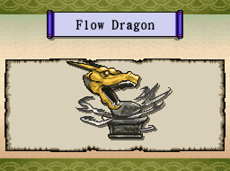 Flow dragon