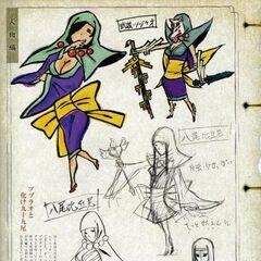 ConceptArt de Tsuzurao