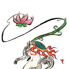 Amaterasu using Vine.