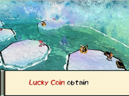 Ice coin