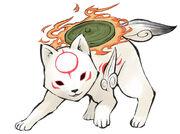 Chibiterasu Divine Retribution