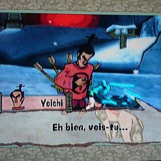 Yoichi à Kamui