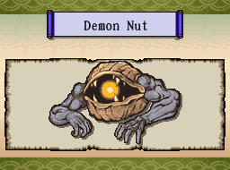 Image result for demon nut