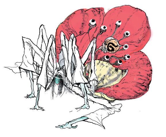 Arquivo:Spider-Queen-okami-amaterasu-10640551-964-800.jpg