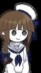 Wadanohara (First Outfit) Talk Sprite