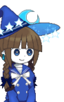 Wadanohara (Normal End 2) Talk Sprite
