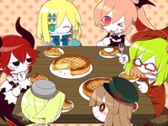 The Gray Garden CG- Pie Time