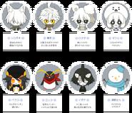 CharacterIS