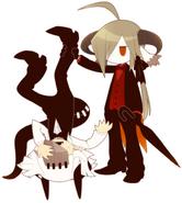 Maekami y Envi