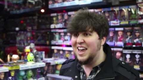 Jontron - 1 million year Foodfight