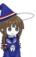 Wadanohara (Main Outfit) Talk Sprite