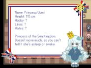 Bio PrincessUomi