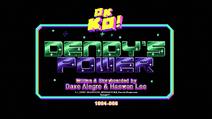 O Poder da Dendy