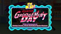 Red Action 3 Grudgement Day