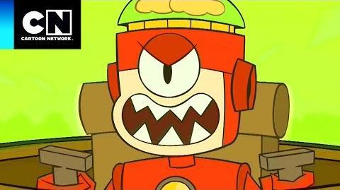 Conheça Radi - OK, KO! Vamos ser heróis - Cartoon Network