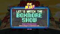 Vamos Assistir ao Programa da Boxmore