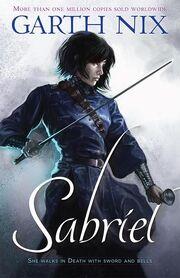 Sabriel (AU)