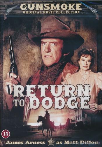 Gunsmoke: Return To Dodge | Old TV Westerns Wiki | FANDOM