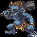 Kanabo Ogre (blue)