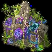 Rainbow Temple 1