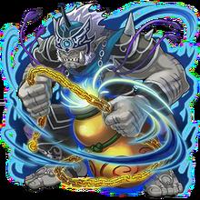 Silver Horned King (Inner)