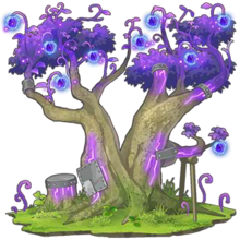 Purple Sacred Tree 2