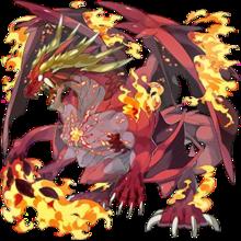 Pyroclastic Dragon Vulcan