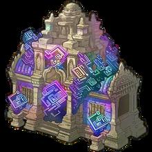 Rainbow Temple 2