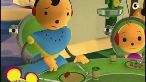 Rolie Polie Olie - Hands Across Polieville (Spanish Version)